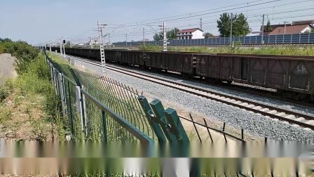 20200423 143613 阳安线HXD2货列进汉中站