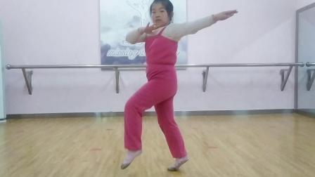 青城山下少儿古典舞完整版——正阳县思美人舞蹈艺术培训中心