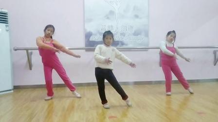 《胭脂妆》少儿古典舞完整版——正阳县思美人舞蹈艺术培训中心南校区
