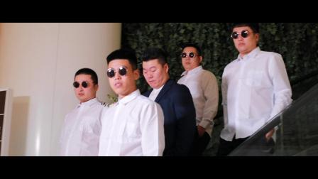 「LUO JINHAI & XU YUANYUAN」利港酒店婚礼快剪 | 暄影像工作室