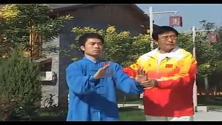1,传统杨式26势太极拳第一段