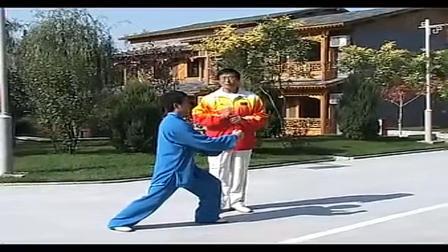 3,传统杨式26势太极拳第三段