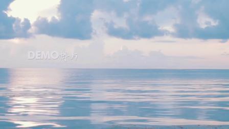 歌曲配乐 a917 超唯美壮观大气蓝天白云云海翻腾流云延时摄影海洋海水海面大自然景色动态视频素材 led舞台背景视频 大屏素材 动态视频