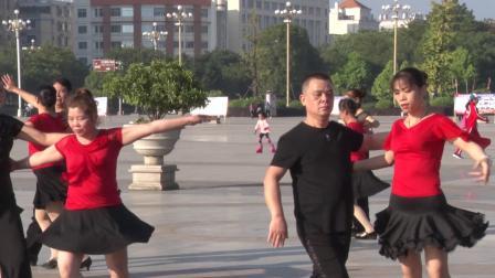宜州区众乐交谊舞培训中心九周年庆展演5、桑巴舞曲