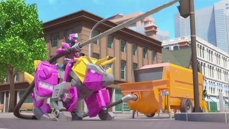 超级恐龙力量 第3集 吞噬一切的吸尘器_05