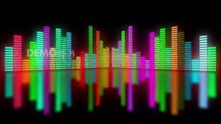歌曲配乐 a930 可爱卡通唯美七彩颜色音符波普频谱光线跳动动感爵士舞街舞灯光秀T台走秀酒吧夜店晚会舞台六一儿童节幼儿园少儿表演晚会舞台演出 大屏素材 动态视频