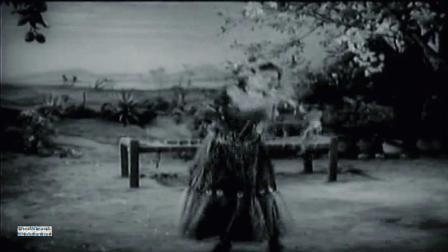 【黑白怀旧】50年代电影 印度版《鸳梦重温》老一辈女星 Padmini 经典歌舞插曲 Mere Mann Ka-Amardeep