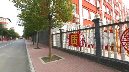舞阳县第一实验中学校园环境