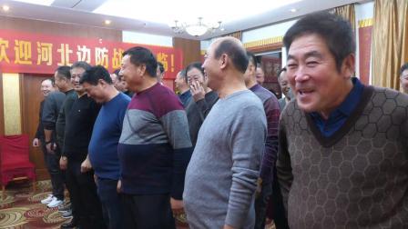 河北边防战友入伍四十周年纪念  沧州青县  2020年12月3日
