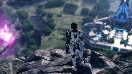 【游民星空】《梦幻之星OL2:新起源》开场CG