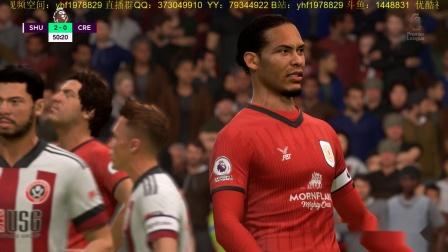 FIFA21 英超克鲁 21