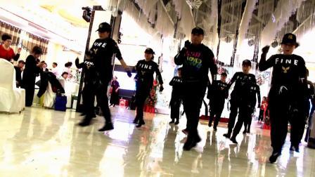 (47)香格里拉体育舞蹈艺术团民族曳舞