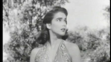 怀旧经典恐怖电影预告片:《黑湖妖谭 (1954)》