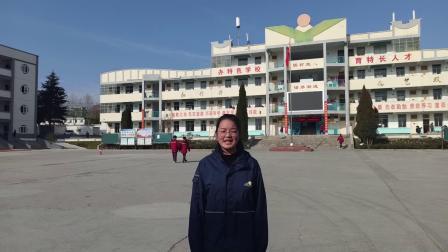 宜阳县艺术学校二八班《我和我的学校》