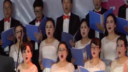2020旌阳区迎新春音乐会 云雀音乐艺术团展演 照片集锦
