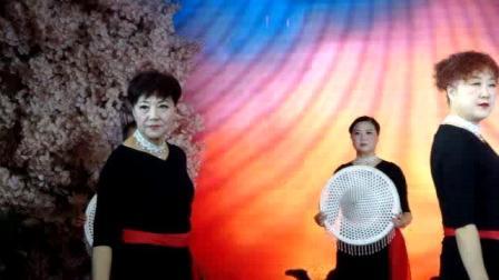 模特秀《踏古》表演:信阳梦之恋艺术团模特队  摄影制作:范保国