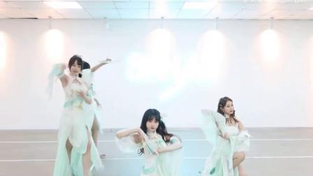 【SNH48-苏杉杉&杨宇馨&颜沁&张睿婕】Cover编舞《高唐》