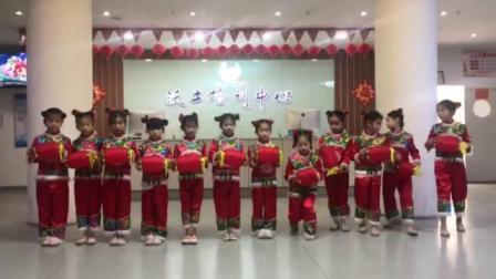 沃土教育培训学校 舞蹈 小学乙组 1299 《说唱中国红》