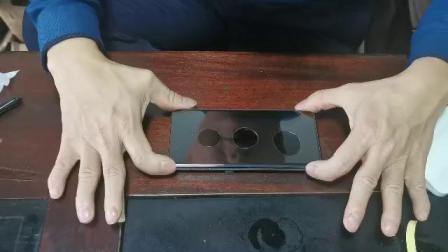 小米11 贴膜视频 注意事项