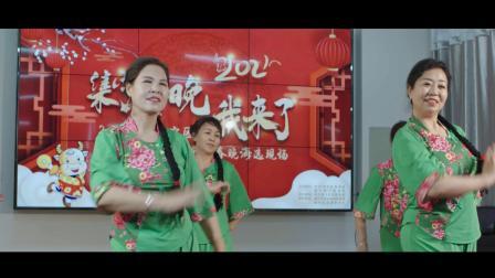 集宁区第二届网络百姓春晚——现场采访06