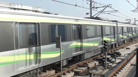西安地铁5号线 高桥站进站