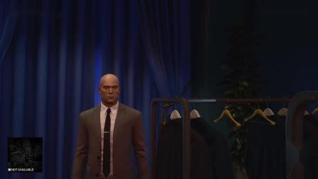 《杀手3》最新5分钟任务演示
