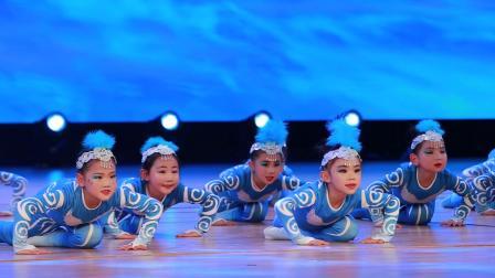 2020银河之星全国少儿舞蹈展演 单位:横山区艺标艺术教育培训中心 节目:《我有一个梦想》
