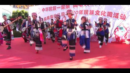 石林彝族自治县民族幼儿园2021年民族文化周活动