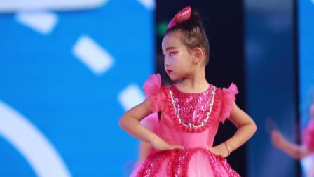 2020银河之星全国少儿舞蹈展演 单位:神木市小天鹅艺术中心 节目:《小脚丫》