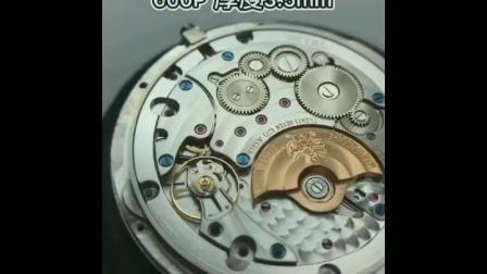 伯爵手表维修保养,手表生锈了不用怕,大神来帮你修理!