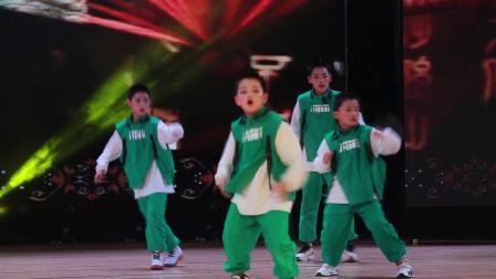 2020银河之星全国少儿舞蹈展演 单位:榆阳区塞北娃艺术培训中心 节目:《少年舞士》