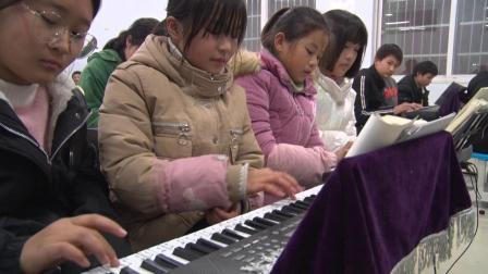 平舆六中社团活动