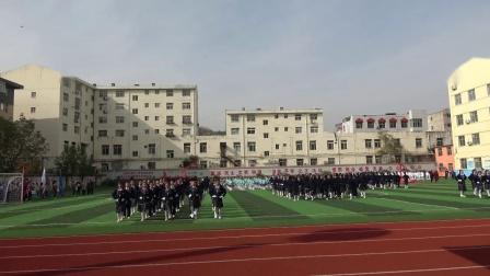 王益区足球赛开幕式