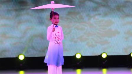 2020银河之星全国少儿舞蹈展演 单位:榆林市灿灿舞蹈培训中心 节目:《烟花三月》