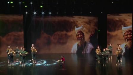 七彩星梦想——芭雅舞蹈培训中心《我心中的河》