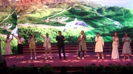 麻阳县人民医院 建院70周年 合唱《强国一代有我在》