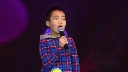442号、康耘赫、独唱《一年级的小男生》 、儿童A组、选送单位:呼和浩特市新城区文化馆 、指导老师:石香菊
