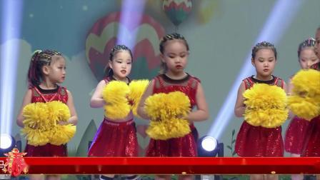 26农安县舞之星艺术中心啦啦操《花球飞舞》