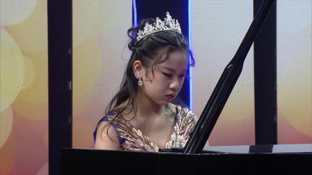 27通化市二道江区艺佳学馆钢琴独奏《Fallin flower》
