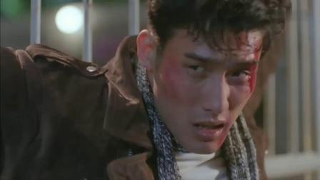 古惑大律师:女子昏迷在地,阿辉为她做人工呼吸,却被以为是凶手