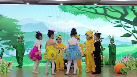 永嘉县瓯北安博幼儿园故事之花童年小剧场