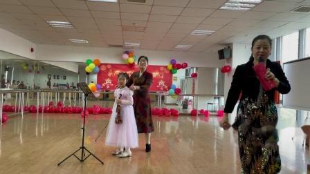 希望社区心缘舞蹈队精英舞蹈班联欢会