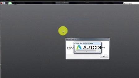 CAD2014错误中断,致命错误f4a1b9e0h提示已解决