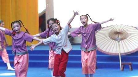 2021年邓州市第四届少儿春晚 弄堂记忆 蓓扬舞蹈培训中心