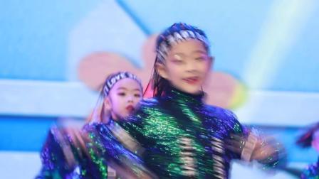 2020银河之星全国少儿舞蹈展演 单位:府谷县雅悦艺术教育 节目:《向快乐出发》