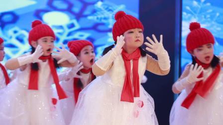 2020银河之星全国少儿舞蹈展演 单位:府谷县雅悦艺术教育 节目:《雪孩子》