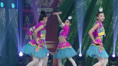 2021年第九届吉林省少儿春晚+吉林市小燕子舞蹈培训学校+《铃哟灵》