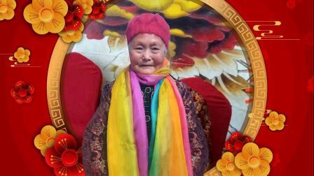 老母亲百岁生日庆典图片