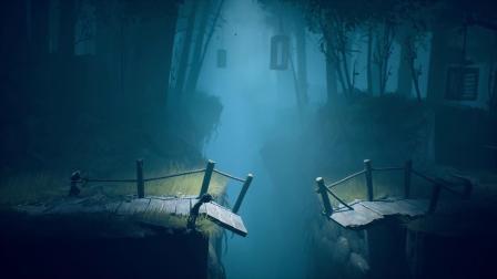 冒险解谜恐怖游戏《小小梦魇2》(Little Nightmares2)全流程攻略01