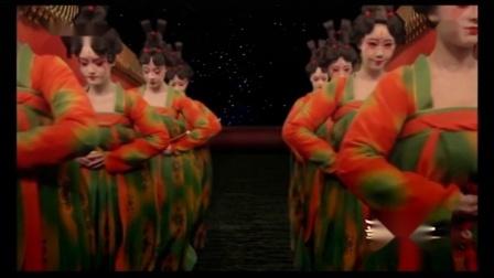 2021年河南卫视节目:舞蹈(唐宫夜宴)